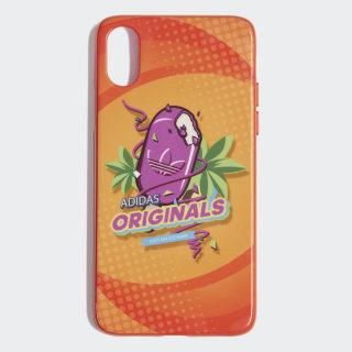 Bodega Molded Case iPhone XS True Orange CM1502