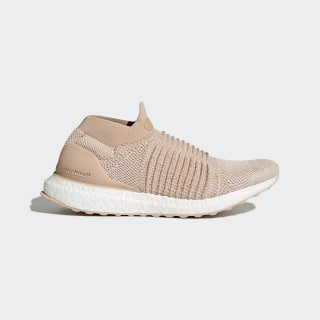 Ultraboost Laceless Shoes Ash Pearl / Ash Pearl / Ash Pearl CQ0010