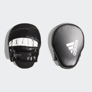 Hybrid Focus Boxing Mitts Black / Silver CJ9794