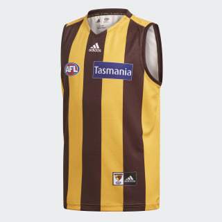 Hawthorn FC Home Guernsey Collegiate Gold DP6278