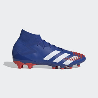 Predator Mutator 20.1 Artificial Grass Boots Team Royal Blue / Cloud White / Active Red FV3158