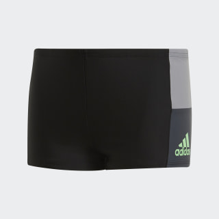Sunga Boxer Colorblock black DP7558