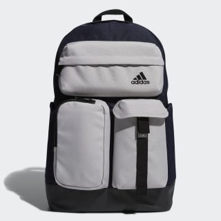 Classic 3D Pocket Backpack Legend Ink / Grey Two FM6895