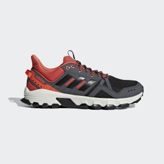 Rockadia Trail Shoes Grey Six / Core Black / Raw Amber F35862