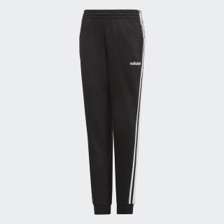 Pantaloni Essentials 3-Stripes Black / White DV0349