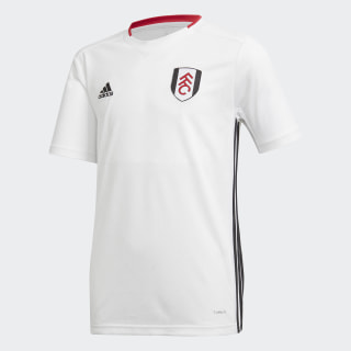 Fulham FC Home Jersey White FL3973