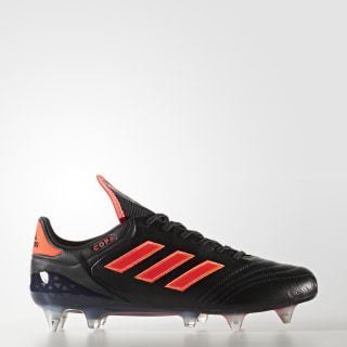 Scarpe da calcio Copa 17.1 Soft Ground Core Black/Solar Red S77132