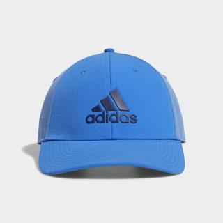 A-Stretch adidas Badge of Sport Tour Hat True Blue DX0725