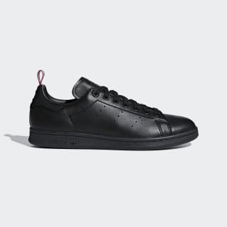 Кроссовки Stan Smith core black / ftwr white / scarlet BD7434