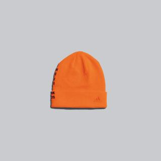 IVY PARK Logo Beanie Solar Orange / Maroon GK7384