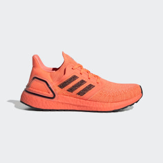 Ultraboost 20 Shoes Signal Coral / Core Black / Cloud White EG0720