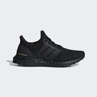 Sapatos Ultraboost Core Black / Core Black / Gold Met. F36123