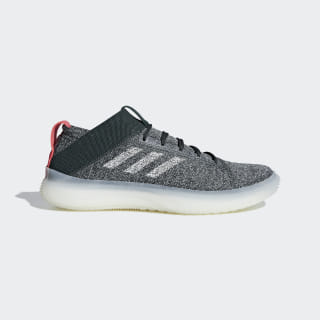 Pureboost Trainer Shoes Legend Ivy / Ash Silver / Shock Red BB7216