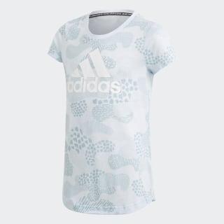 Camiseta Must Haves Graphic Sky Tint / Ash Grey / White FL1801