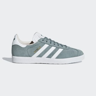Gazelle Shoes Raw Green / Cloud White / Linen B41661