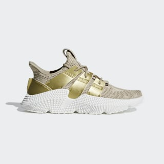 Prophere Shoes raw gold s18 / gold met. / ftwr white CG6070