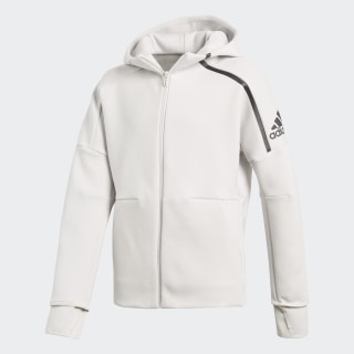 Hoodie adidas Z.N.E. Chalk Pearl CW0640