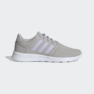 QT Racer Shoes Grey Two / Purple Tint / Cloud White FV6441