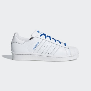 Scarpe Superstar Cloud White / Cloud White / Blue CG6616