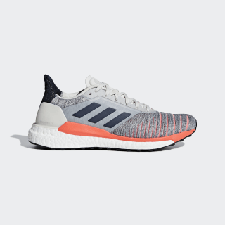 Solar Glide Shoes Raw White / Legend Ink / True Orange D97080