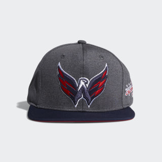Capitals Snapback Heathered Grey Hat Multi CY0469