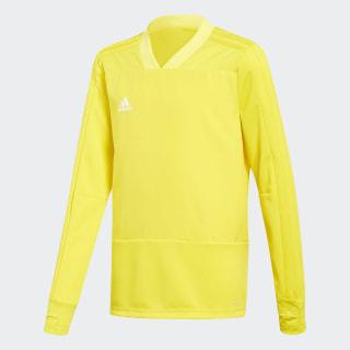 Condivo 18 Player Focus Training Longsleeve Yellow / White CG0392