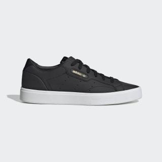 Zapatillas adidas SLEEK W Core Black / Core Black / Crystal White CG6193