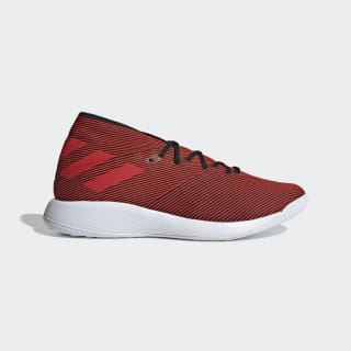 Zapatos de fútbol Nemeziz 19.3 Trainers core black/active red/ftwr white F34742