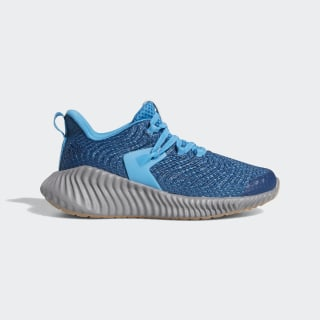 Alphabounce Instinct Shoes Legend Marine / Legend Marine / Shock Cyan F33974