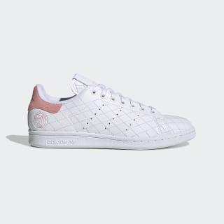 Stan Smith Schuh Cloud White / Cloud White / Glory Pink FV4070