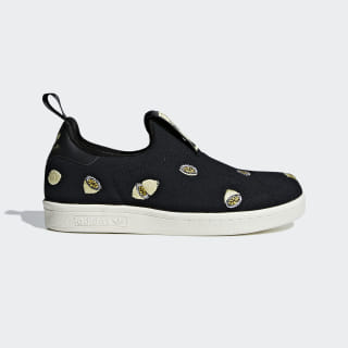 Кроссовки Stan Smith 360 core black / core black / off white CG6588