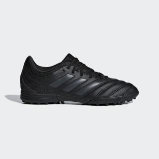 Copa 19.3 TF Fußballschuh Core Black / Core Black / Grey Six G28983