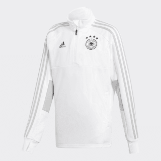 Germany Training Top White / Grey Two / Black CE1661