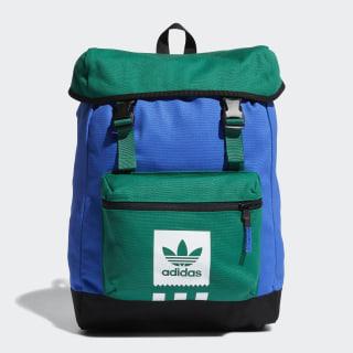 Limauro Backpack White / Black / Bold Green / Hi-Res Blue EC6496