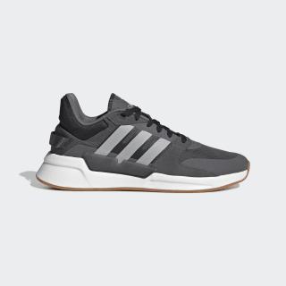 Run 90s Shoes Grey / Light Granite / Core Black EF0193
