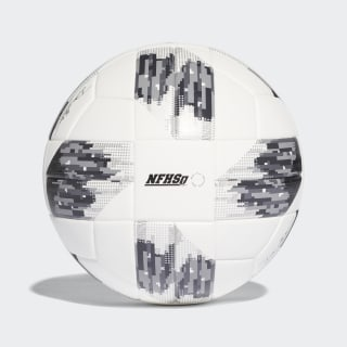 MLS NFHS Top Training Ball White / Black / Grey Three / Grey CF0004