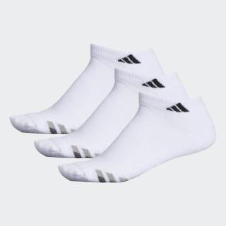 Socks 3 Pairs White / Black / Granite H77462