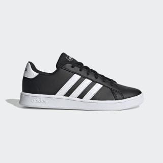 Grand Court Shoes Core Black / Cloud White / Cloud White EF0102