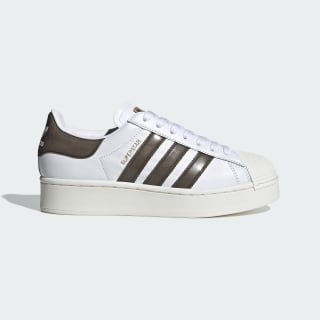 Superstar Bold Schuh Cloud White / Off White / Core Black FV3356