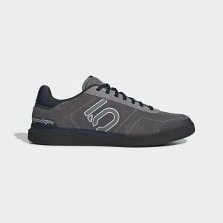 Chaussure de VTT Five Ten Sleuth DLX TLD Grey Three / Clear Grey / Collegiate Navy G26491