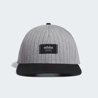 Casquette Pinstripe Grey Two Mel FQ0479