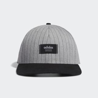 Pinstripe Hat Grey Two Mel FQ0479