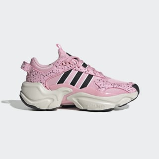 Magmur Runner Shoes True Pink / Raw White / Core Black EF9000