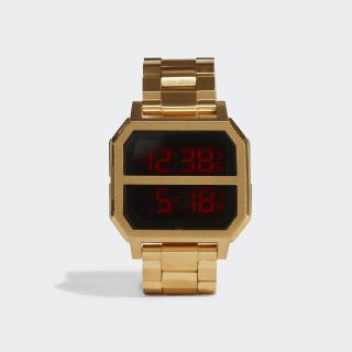 Archive_MR2 Uhr Gold Met. / Black CM1650