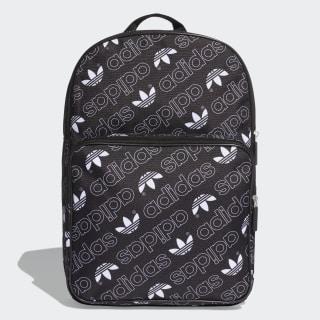 Adicolor Backpack Medium Black / White DV0188