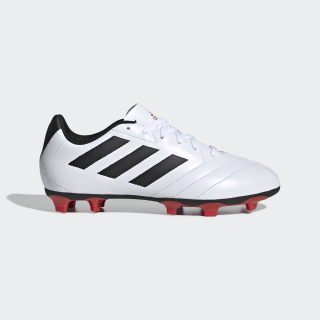 Calzado de Fútbol Goletto VII Terreno Firme Cloud White / Core Black / Red EF7250