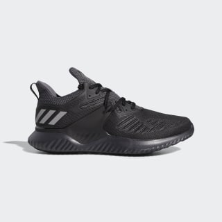 Zapatillas Alphabounce Beyond Core Black / Silver Metallic / Carbon BB7568