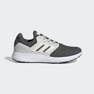 Tênis Galaxy 4 Grey Six / Chalk White / Orbit Grey EG8378