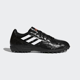 Zapatos de fútbol Turf Conquisto II Core Black / Cloud White / Solar Red BB0560