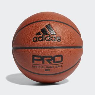 Míč Pro Official Game Basketball Natural / Black / Black DY7891
